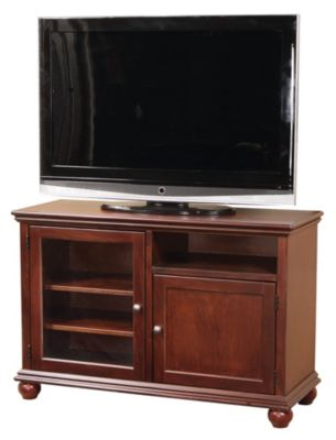 Aspen Casual Traditional 45-Inch TV Console
