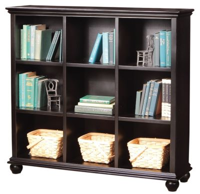 Aspen Casual Traditional 48-Inch Bookcase