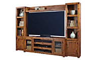 Aspen Contemporary Alder Entertainment Center