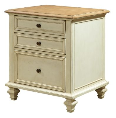 Aspen Cottonwood Single File Cabinet
