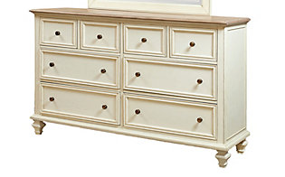 Aspen Cottonwood Dresser