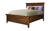 Aspen Cross Country Queen Panel Bed