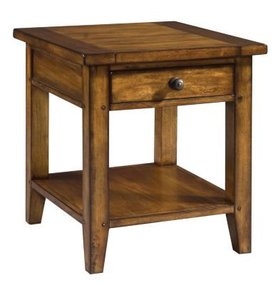 Aspen Cross Country End Table