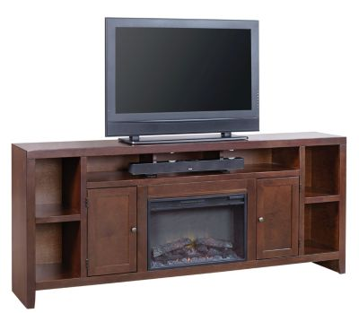 Aspen Essentials Lifestyles 84-Inch Fireplace Console