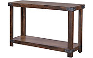 Aspen Industrial Sofa Table