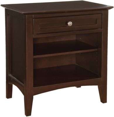 Aspen Kensington 1-Drawer Nightstand