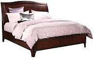 Aspen Lincoln Park Queen Sleigh Bed