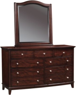 Aspen Lincoln Park Dresser with Mirror