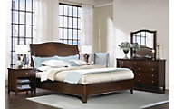 Aspen Lincoln Park 4-Piece Queen Bedroom Set