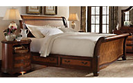 Aspen Napa King Storage Bed