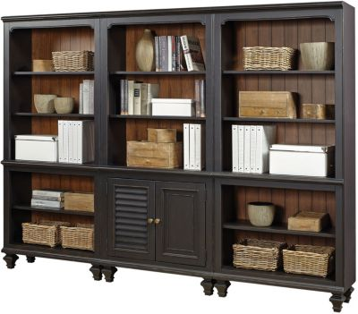 Aspen Ravenwood Bookcase Wall