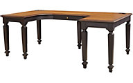 Aspen Ravenwood 84-Inch U Desk