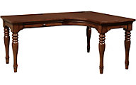 Aspen Villager L-Shaped Desk
