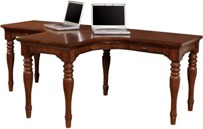 Aspen Villager Dual T-Shaped Desk
