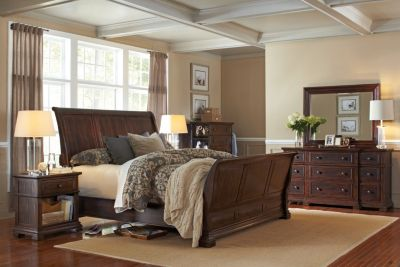 Aspen Westbrooke 4-Piece Queen Bedroom Set