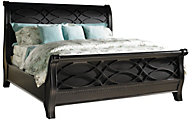 Aspen Young Classics Queen Sleigh Bed
