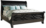 Aspen Young Classics King Sleigh Bed