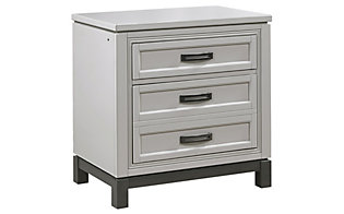 Aspen Hyde Park 2-Drawer Nightstand