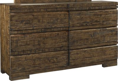 Aspen Dimensions Reclaimed Wood Dresser