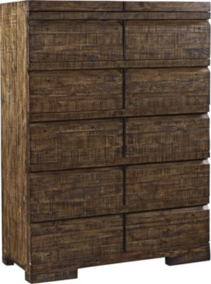 Aspen Dimensions Reclaimed Wood Chest