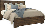Aspen Dimensions King Reclaimed Wood Bed