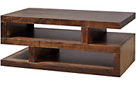 Aspen Contemporary Tobacco Coffee Table