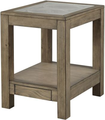 Aspen Tildon Chairside Table
