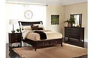 Aspen Kensington 4-Piece King Storage Bedroom Set