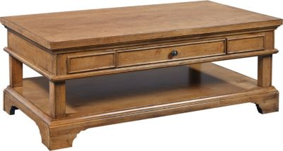Aspen Alder Creek 50-Inch Coffee Table