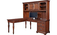 Aspen Villager Desk & Hutch