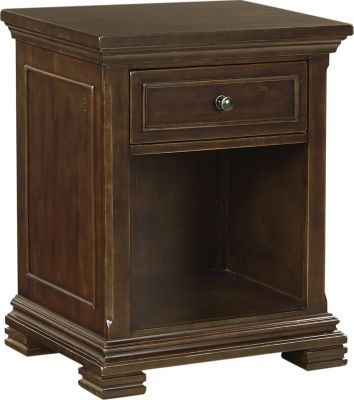 Aspen Weston 1-Drawer Nightstand