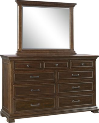 Aspen Weston Dresser with Mirror