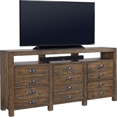 Aspen Printworks 75-Inch TV Stand