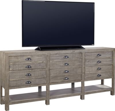 Aspen Printworks 93-Inch TV Stand