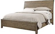 Aspen Tildon King Sleigh Bed
