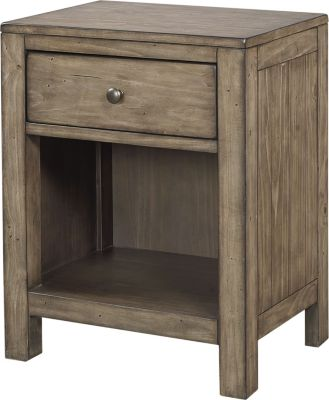 Aspen Tildon 1-Drawer Nightstand