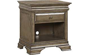 Aspen Arcadia 1-Drawer Nightstand