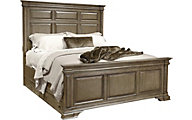 Aspen Arcadia King Panel Storage Bed