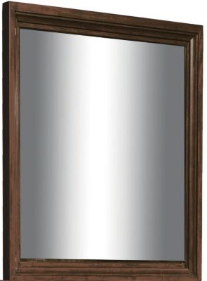 Aspen Cambridge Brown Mirror