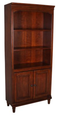 Aspen Villager 2-Door Bookcase