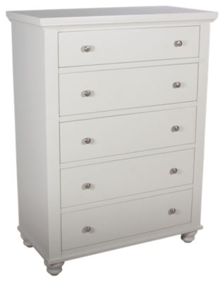 Aspen Cambridge White Chest