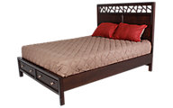 Aspen Genesis Queen Storage Bed