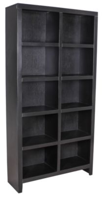Aspen Essentials Lifestyles 40 X 77 Cube Bookcase