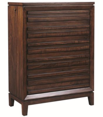 Aspen Walnut Park Chest