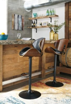 Ashley D120 Bar Stool