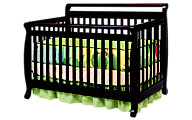 Million Dollar Baby Emily 4-in-1 Crib