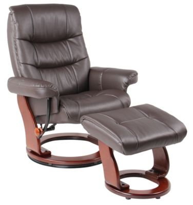 Benchmaster Rosa Chair & Ottoman