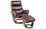 Benchmaster Bravo Chair & Ottoman