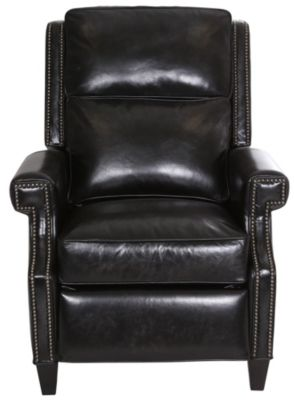 Bernhardt Barrett 100% Leather Recliner