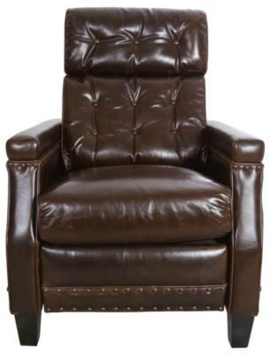Bernhardt Douglas 100% Leather Recliner